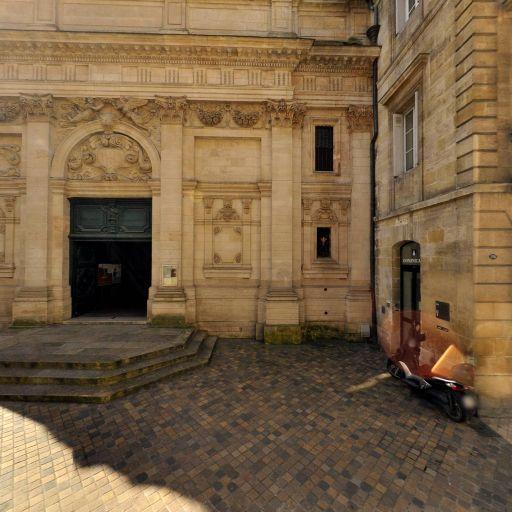 Église Saint-Paul-Saint-François-Xavier - Attraction touristique - Bordeaux