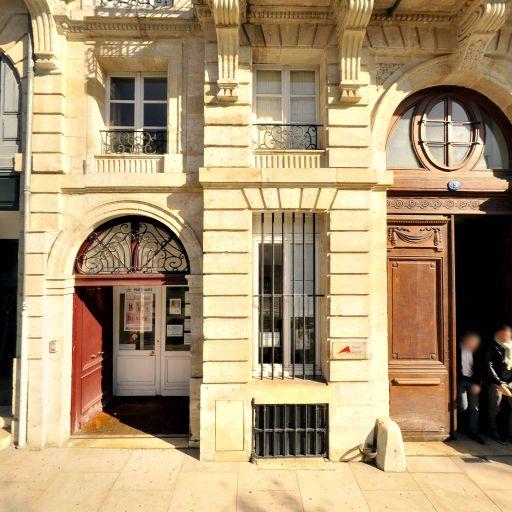Hôtel Boyer-Fonfrède - Attraction touristique - Bordeaux