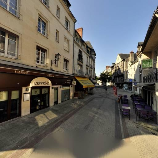 Rue Des Trois Clefs - Attraction touristique - Blois