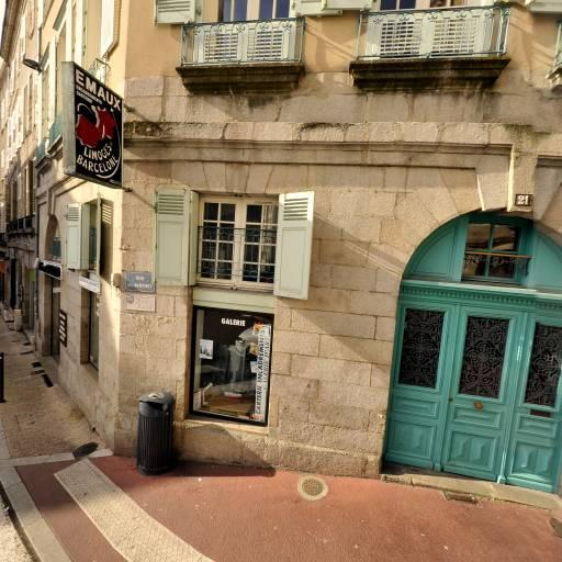 Pecaud Vincent - Artisanat d'art - Limoges
