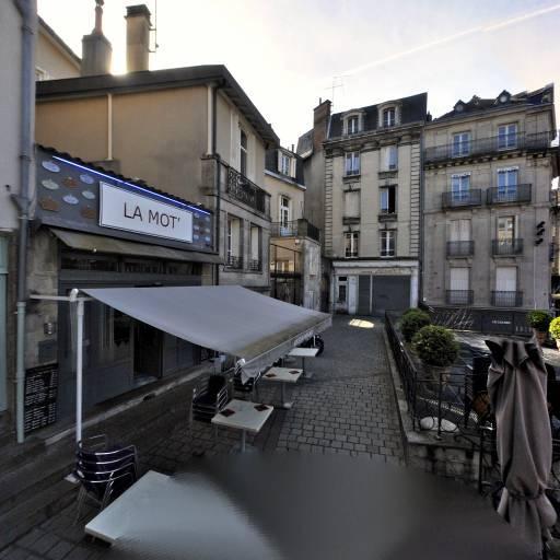 Subway - Lieu - Limoges