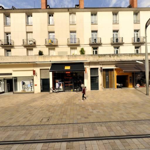 Boutique Orange Centre - Tours - Vente de téléphonie - Tours