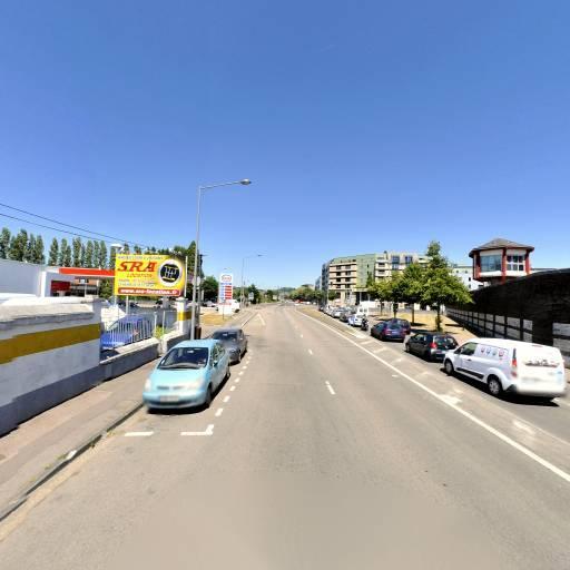 Gpt Parkings Aménagement Rouennais - Parking public - Rouen