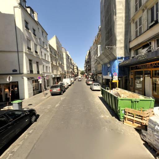 Le St Eustache - Bureau de tabac - Paris