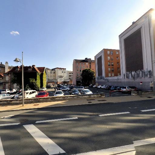 Parking des 4 As - Parking public - Belfort