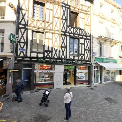 Pharmacie du Marche Notre Dame - Pharmacie - Poitiers