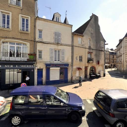 G.l.m - Alimentation générale - Poitiers