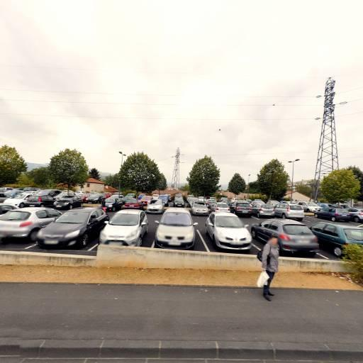 Parking de la Margeride - Parking - Clermont-Ferrand