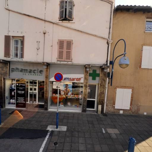 Pharmacie Charvillat - Pharmacie - Charnay-lès-Mâcon