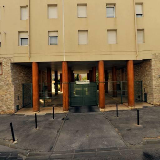 Laser Club Nimes Olympique - Stands de tir - Nîmes