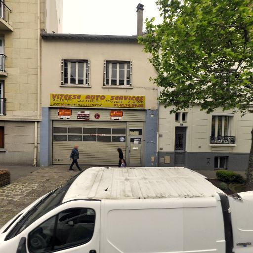 au Garage Club - Club de gymnastique - Vincennes