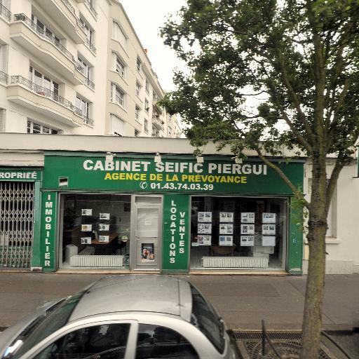 Seific Piergui - Agence immobilière - Vincennes