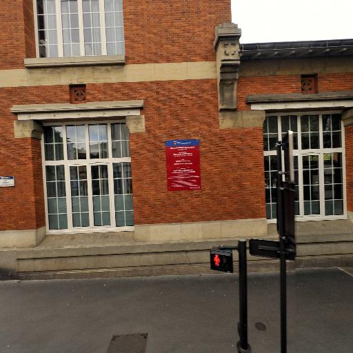 Ecole élémentaire Est Liberation - École primaire publique - Vincennes