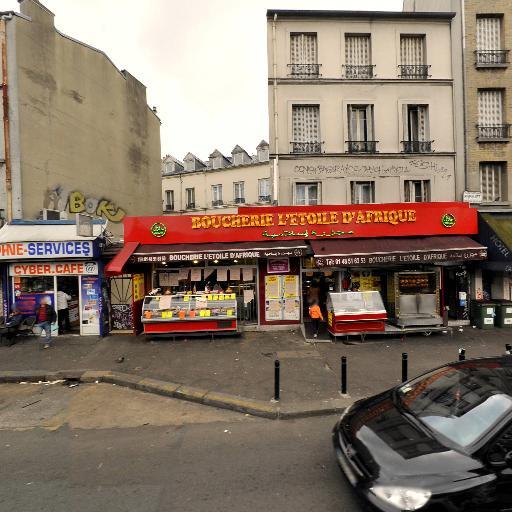 Tachour Ammar - Café bar - Montreuil
