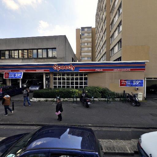 Speedy - Centre autos et entretien rapide - Montreuil