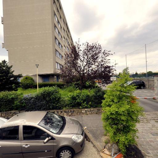 Mairie - Infrastructure sports et loisirs - Bagnolet