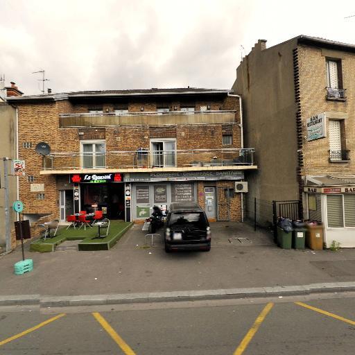 La Rose 24 - Restaurant - Montreuil