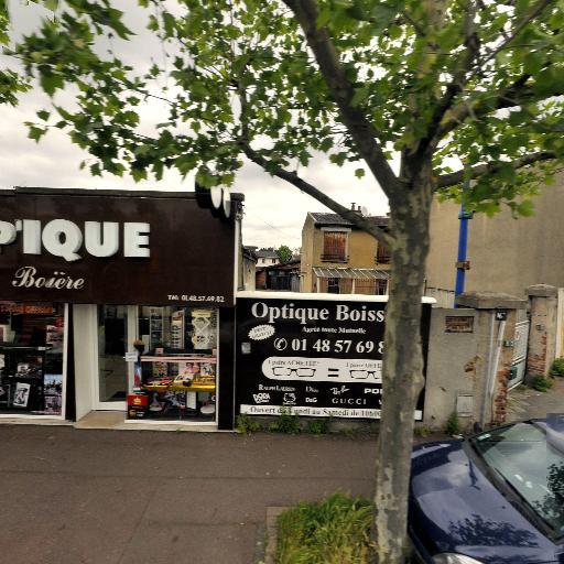 Optique Boissière - Opticien - Montreuil