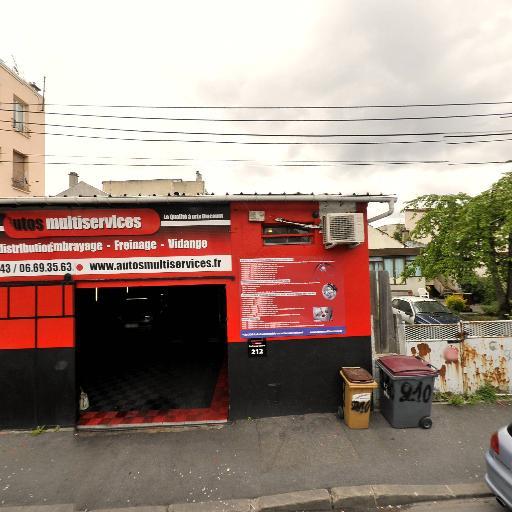 Le Petit Garage - Garage automobile - Montreuil
