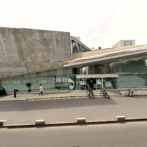 Parking du Théâtre - Parking public - Aubervilliers