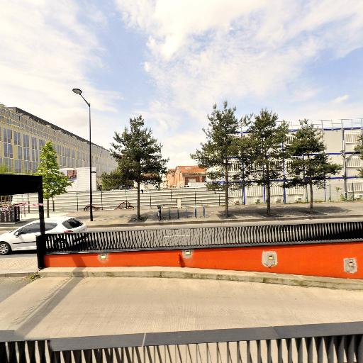 Parking centre commercial Le Millénaire Aubervilliers - Parking public - Aubervilliers