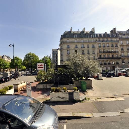 Station Service Avia J.A.B.Y - Station-service - Paris
