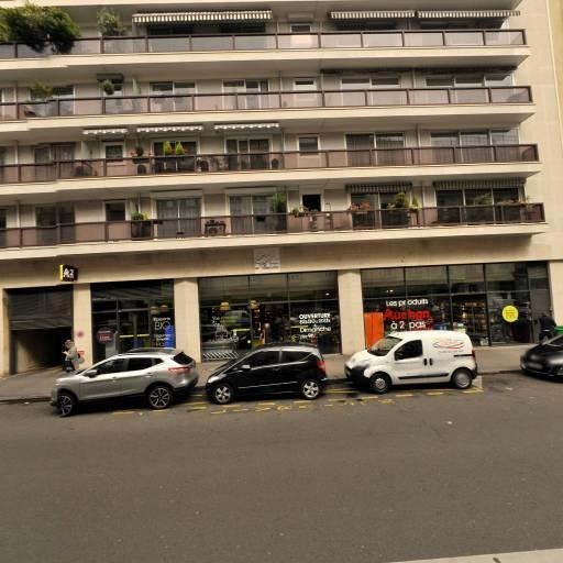 Intermarché EXPRESS Paris - Supermarché, hypermarché - Paris