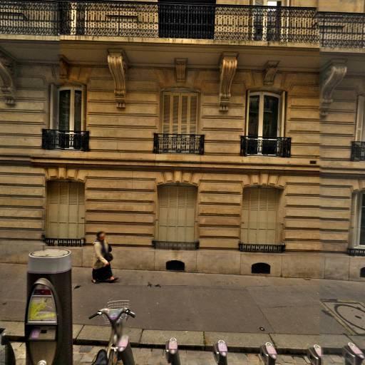 Station Vélib' Crevaux - Bugeaud - Vélos en libre-service - Paris