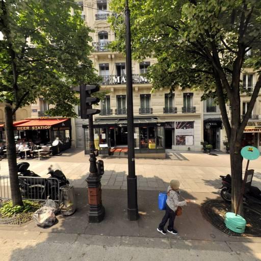 Maison Albar Hotels Le Champs-Elysées - Restaurant - Paris