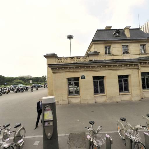 Station Vélib' Porte Maillot - Pereire - Vélos en libre-service - Paris