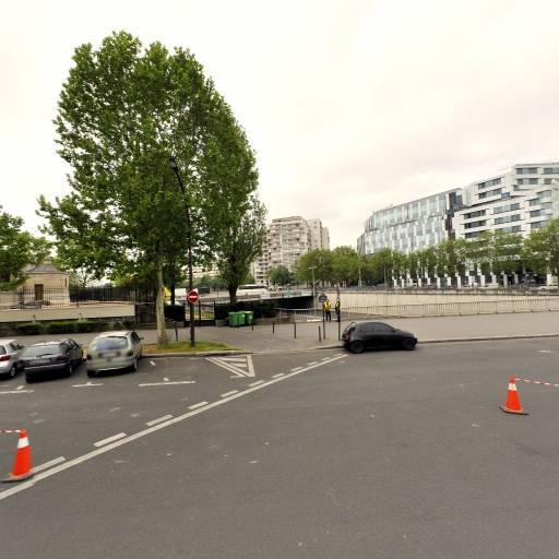 Tennis Mairie de Paris - Terrain et club de tennis - Paris