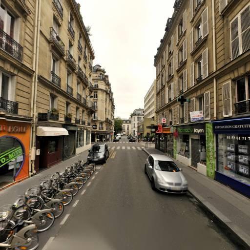 Station Vélib' Bayen - Pereire - Vélos en libre-service - Paris