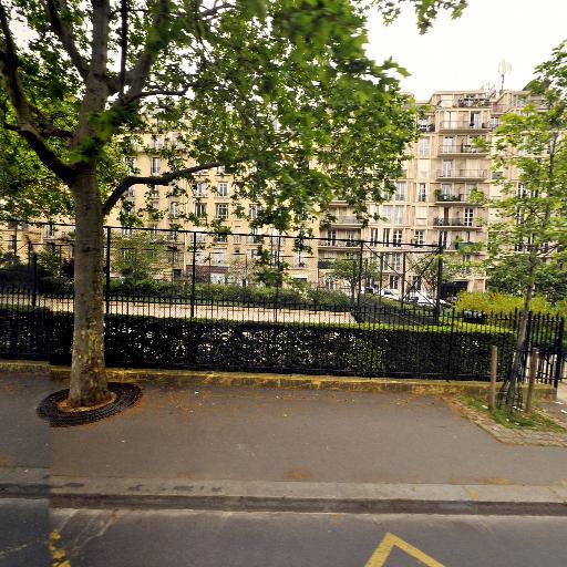 Square Jerome Bellat - Infrastructure sports et loisirs - Paris