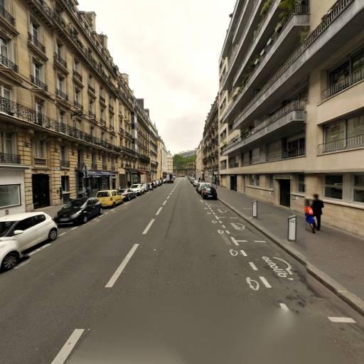 Apst Btp Rp - Médecine du travail - Paris