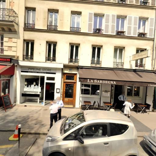 Pipeline Store Batignolles - Articles pour vapoteurs - Paris