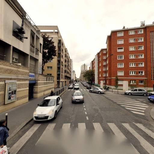Ville De Paris - Gymnase - Paris