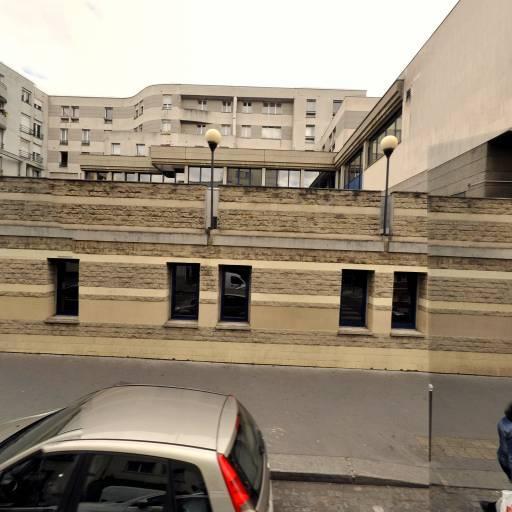 Gymnase Jean Leclaire - Gymnase - Paris