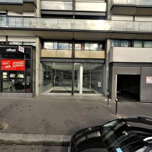 L'Envol 2 - Hôtel - Paris