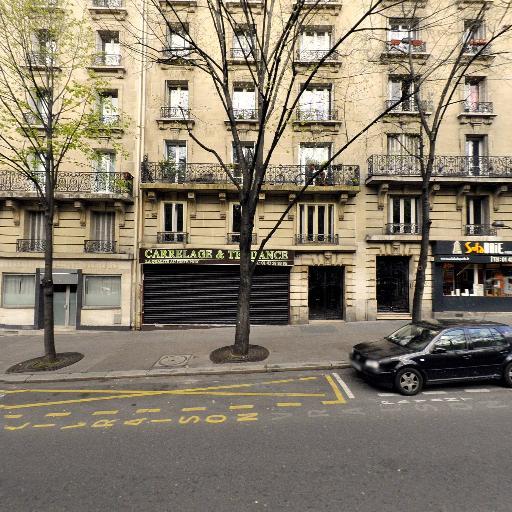 Square Samuel De Champlain - Parc et zone de jeu - Paris