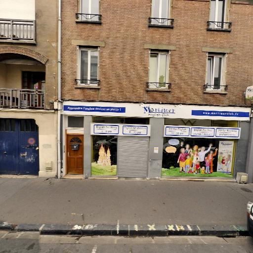 Mortimer English Club - Soutien scolaire et cours particuliers - Reims