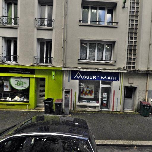 Assur'Math - Soutien scolaire et cours particuliers - Brest