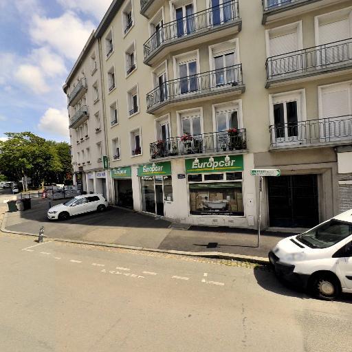 Europcar - Location d'automobiles de tourisme et d'utilitaires - Brest