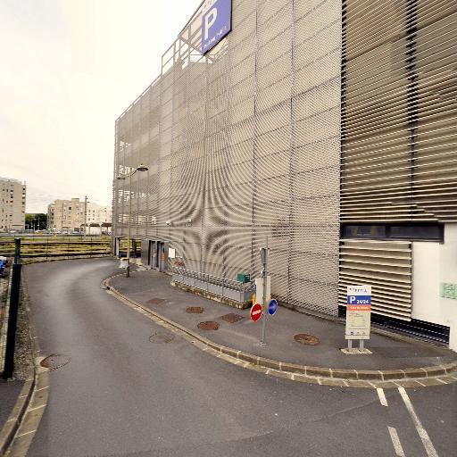 Parking Gare SNCF Reims - Parking - Reims
