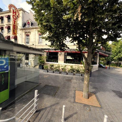 Continental Hotel - Restaurant - Reims