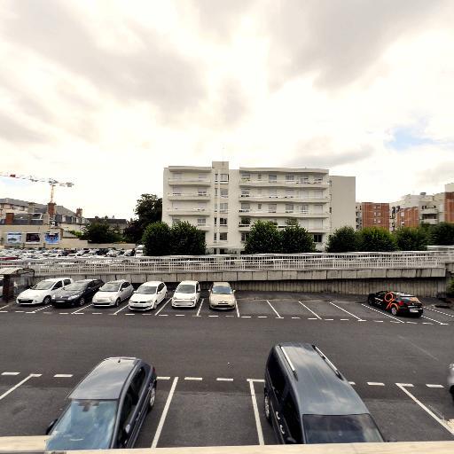 Parking Clovis - Parking - Reims