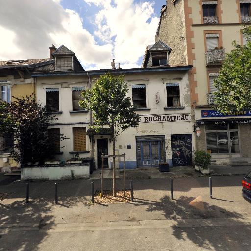 Hotel Pension Rochambeau - Hôtel - Grenoble
