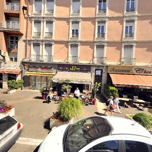 L'Arrêt Gourmand - Pâtisserie - Grenoble