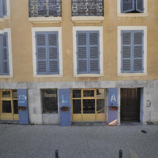 Maison Pour Tous Saint Laurent M.J.C - Maison de quartier et des jeunes - Grenoble