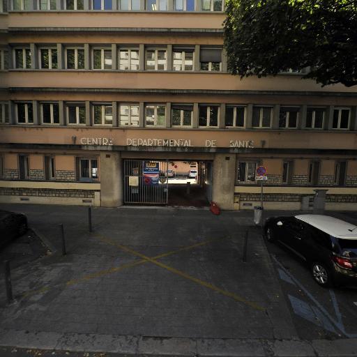 Centre Départemental de Santé - Centre médico-social - Grenoble