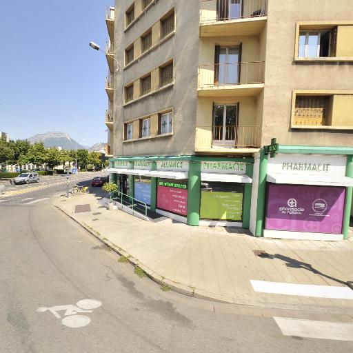 Pharmacie De L'Alliance - Pharmacie - Grenoble